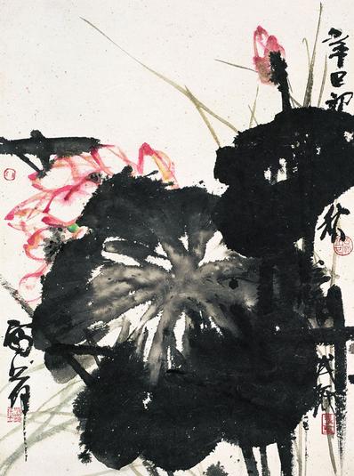 中国古玩书画鉴赏之张立辰图片